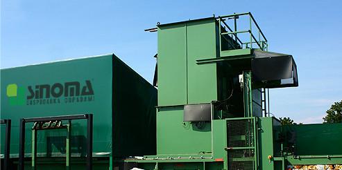 sinoma- recykling tworzyw sztucznych