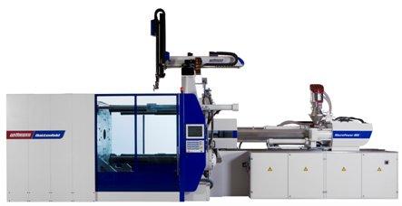 wtryskarki hydrauliczne MacroPower