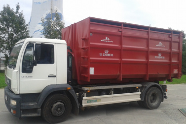transport odpadów