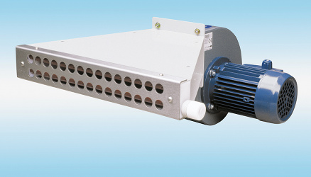 Nadmuch powietrzny antystatyczny model DA600