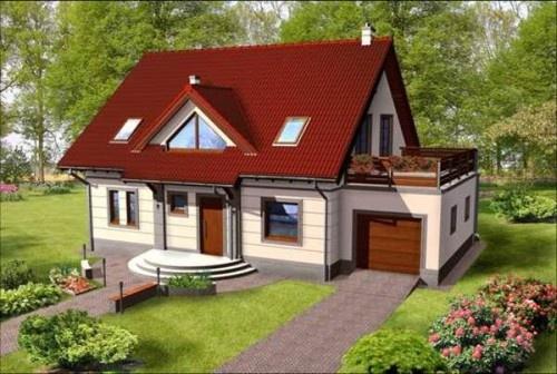 pierwszy energooszczędny dom w Polsce